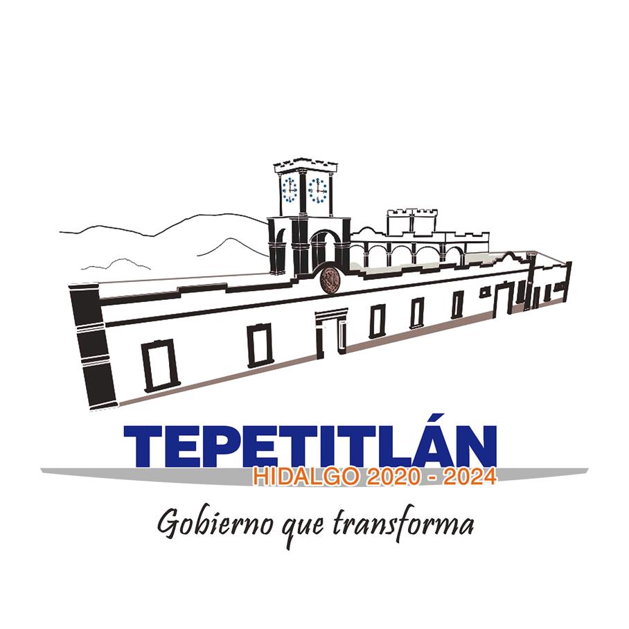 Tepetitlán Hgo. Logo